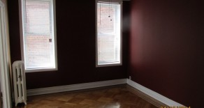 Beautiful 2 br  , lr , eik , office  , shares ok located in kensington