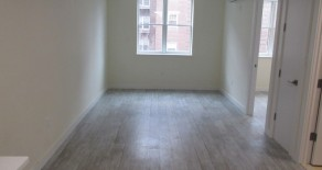 NO FEE BRAND NEW 1BR , LR , AC/HEATER  LOCATED IN DITMAS PARK