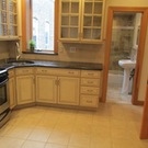 LUXURY 1BR , KITCHEN , M/W , LR , WOOD DETAIL IN WINDSOR TERRACE