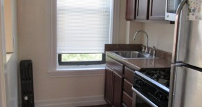 Sunny 2 bedroom , living room , closets , located near 7th ave in Park Slope