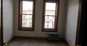 2 bedroom , lr , gorgeous bath , eat in kitchen , located in sunset park
