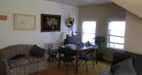 2 br Victorian, huge lr, large kit. , bath in prospect park south