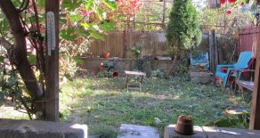 1 BEDROOM GARDEN APT. IN SOUTH SLOPE, W/D, EIK, LR