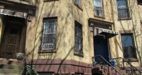 2 FAMILY BROWNSTONE HOUSE LOCATED IN PRIME WINDSOR TERRACE-UNDER CONTRACT