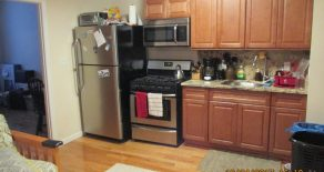 No fee ,  Beautiful 2 br, lr , gorgeous kitchen with m/w stainless appliance, hardwood floor near all