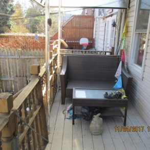 Beautiful 2 br ,no utilities gorgeous kitchen , lr , dr ,washer/dryer , patio with backyard