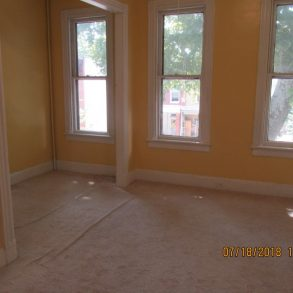 1 bedroom plus office space, kitchen with dishwasher, large living room washer/dryer in Windsor Terrace
