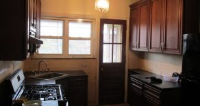 Beautiful 2 br., eik. large lr. , very large terrace, beautiful bathroom located in Kensington