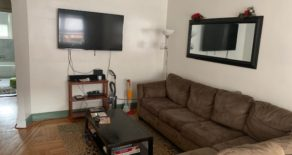 Very large 2 br, lr  , eik , terrace located in Kensington