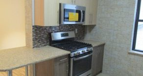 3 bedroom , large kitchen with m/o , d/w , living room , storage , laundry in Windsor Terrace