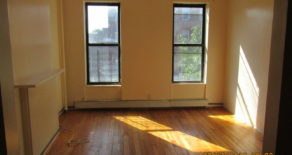 1 Bedroom , living room , kitchen with small dining room , office space in Park slope